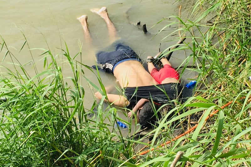 Another Grim Day at Our Border