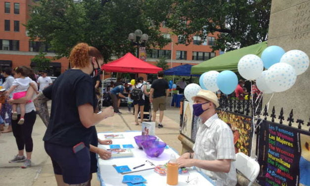 Jersey City Families Event